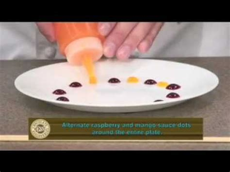 chef s plate decorating tips