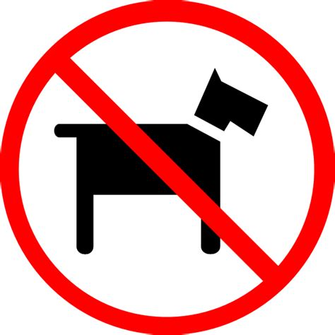 no puppies no dogs clip at clker vector clip royalty free domain