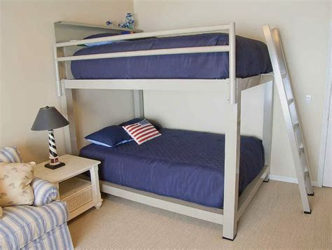 Bunk Bed For Adults Painted Loft Bunk Beds For Adults Smart Ideas Loft Bunk Beds For Adults Babytimeexpo Furniture