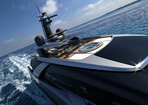 riva boats range new riva steel superyacht range embarks with a