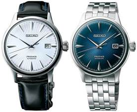 Fall Cocktails seiko presage ssa amp srpb cocktail time watches for 2017