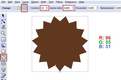 inkscape tutorial hedgehog create an adorable hedgehog with basic tools in inkscape