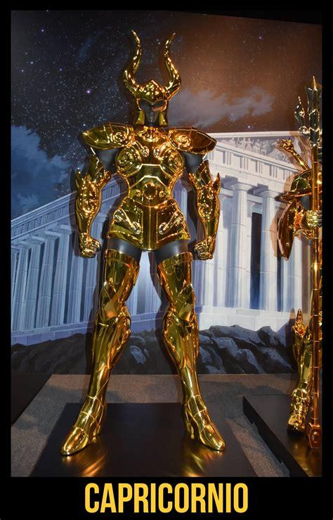 fuentes de informacin los 12 caballeros de oro armaduras doradas de los caballeros del zodiaco exhibici 243 n