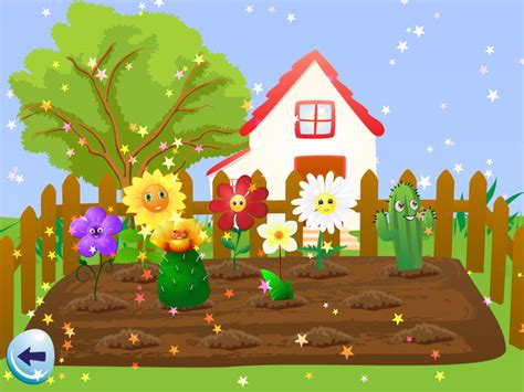 math learning  children  watering  garden