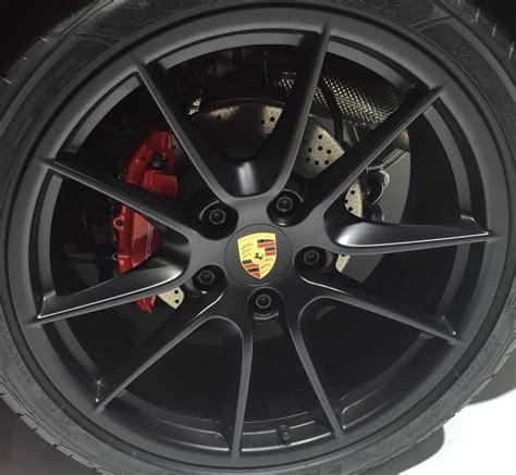 porsche  oem wheel ob  oem original alloy wheel