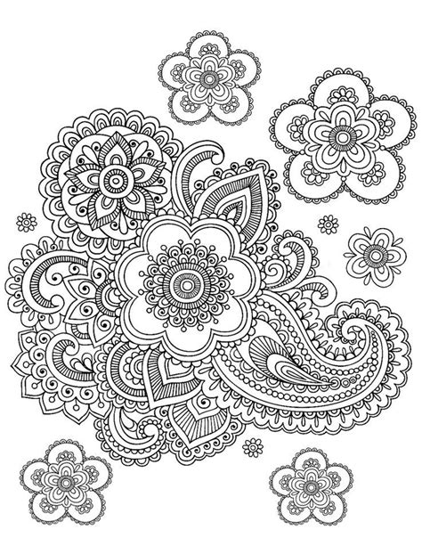 free paisley coloring pages coloring pages paisley coloring home