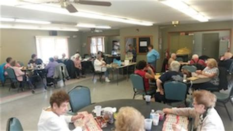 utopia home care sponsors local senior center bingo