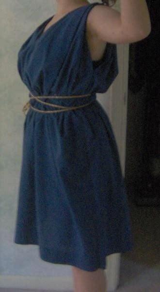sheet dress   recycle  sheet dress dressmaking