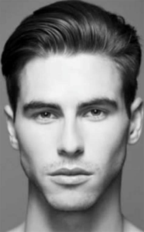 shaping hair the top of forehead for men how to choose the right men s haircut gentlehair com