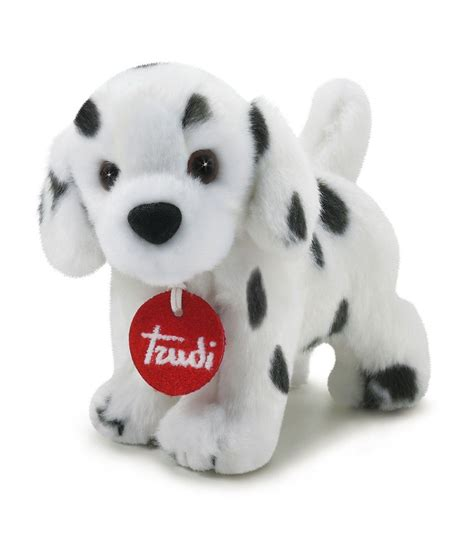 trudi trudino dalmatian stuffed animal buy trudi trudino
