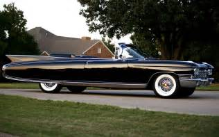 Vintage Cadillac 1 1960 Cadillac Eldorado Convertible Hd Wallpapers