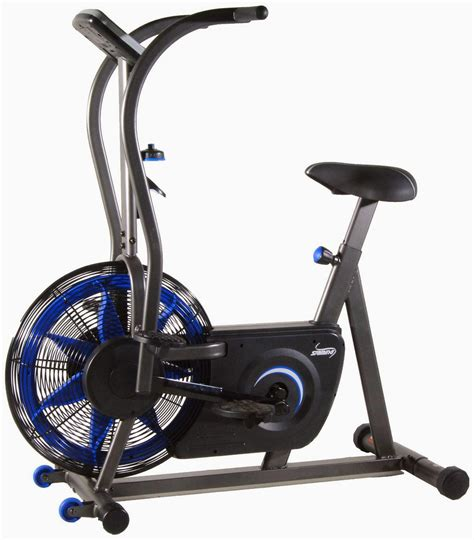 what is a fan bike exercise bike zone stamina airgometer 15 1100a upright