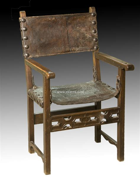 sillon in spanish history of interior design i spanish renaissance