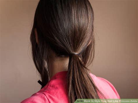 princess zelda hair how to style your hair like princess zelda 8 steps