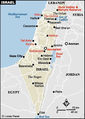 israel map today the holy land the land of israel history time line