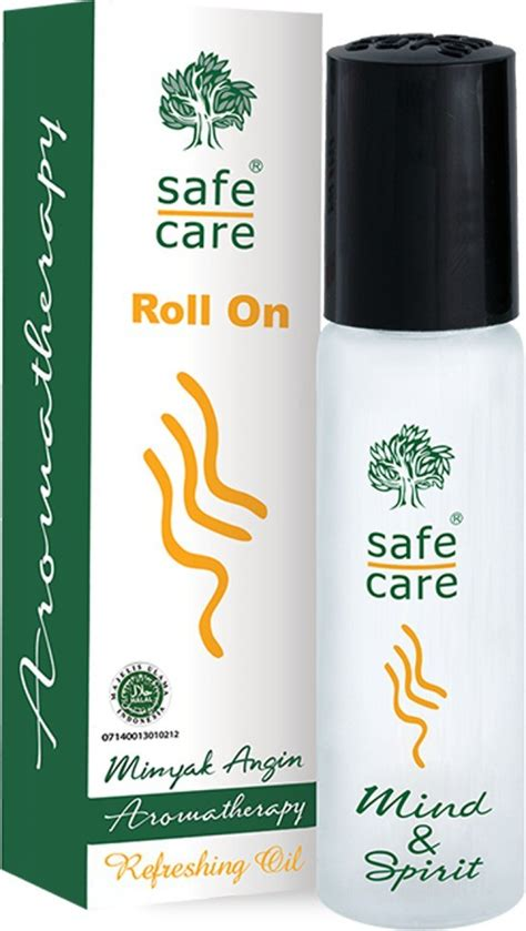 Sale Minyak Angin Siang 25 Ml safe care minyak angin aromatherapy refreshing roll on