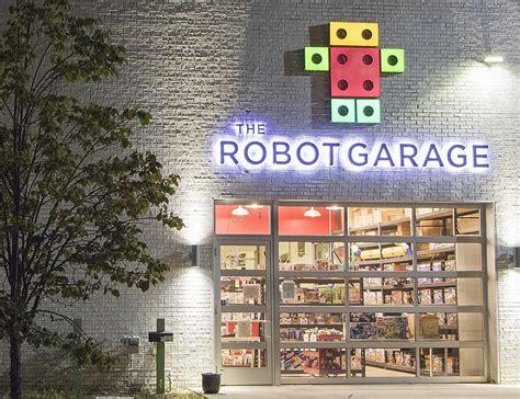 the robot garage therobotgaragehome