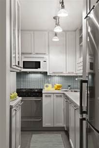 Kitchen Designs Small Space by 25 Small Kitchen Design Ideas Shelterness