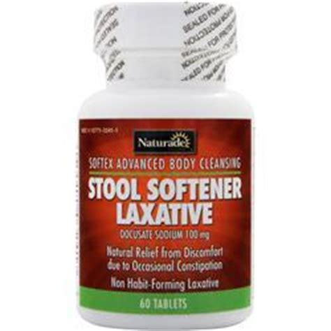 naturade stool softener laxative on sale at allstarhealth
