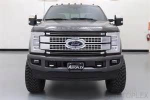 Ford Platinum F250 17 Ford F250 Platinum 6 Inch Fts Lift 22 Inch Fuel Wheels