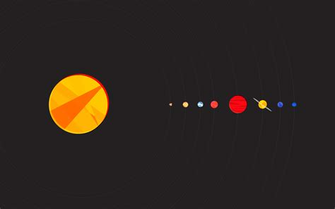 minimalist space technology inspired minimal wallpapers dzinepress