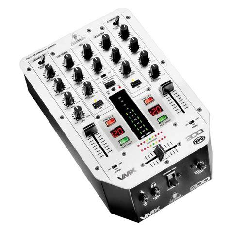 Mixer Xenyx 1202fx behringer xenyx 1202fx image 137533 audiofanzine