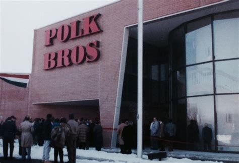 polk brothers santa chicago s extinct businesses