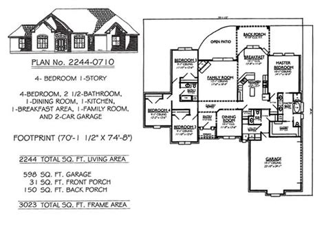 Simple Four Bedroom House Plans Gallery For Gt Simple 4 Bedroom Home Plans