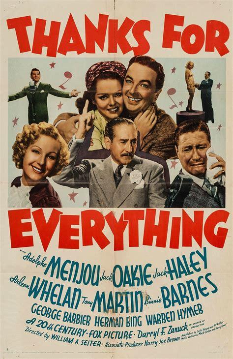 filme schauen everything everything thanks for everything 1938 kostenlos online anschauen hd