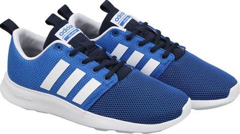 Adidas Original Neo Cloudfoam Racer Blue Bnib adidas neo cloudfoam racer sneakers buy conavy