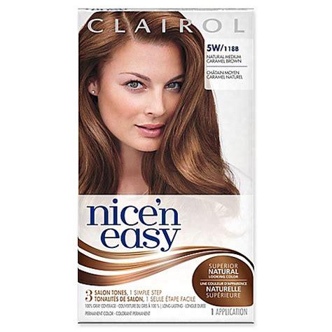 buy clairol nice n easy hair colour burgundy 113 1pk online at buy clairol 174 nice n easy permanent hair color 5w 118b