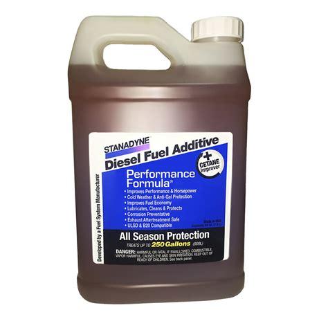 Diesel Fuel For stanadyne performance formula diesel fuel additive
