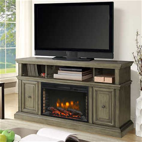 chimney free electric fireplace costco media electric fireplace