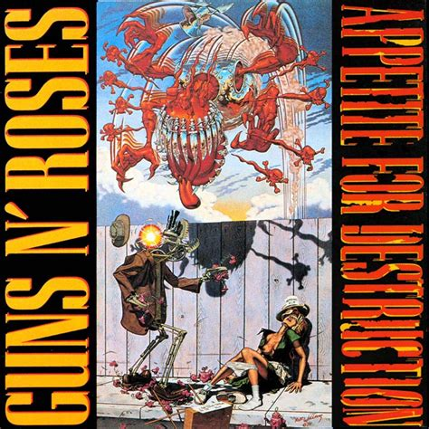guns n roses the story vol 1 cd2 1993 mp3 appetite for destruction guns n roses every record tells
