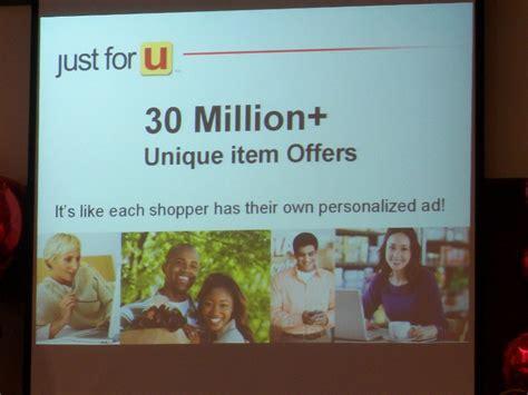 Safeway Gift Card Buy Back Program - safeway just4u program blogger event recap 100 gift card couponizer giveaway package