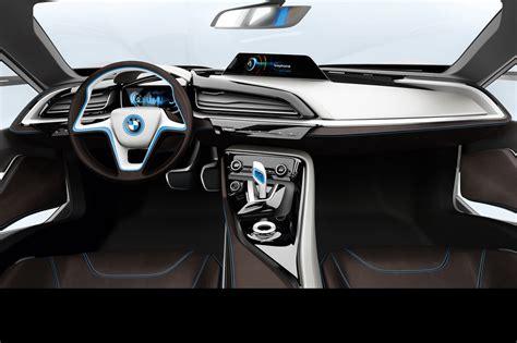 bmw interni interni bmw i8 concept italiantestdriver