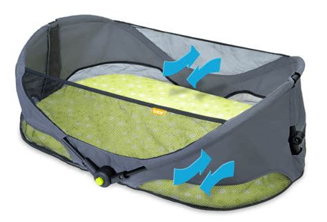Baby Travel Cribs by Best Portable Baby Beds And Toddler Travel Beds