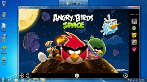 play android apps on pc run android apps on windows pc via bluestacks app player technology news