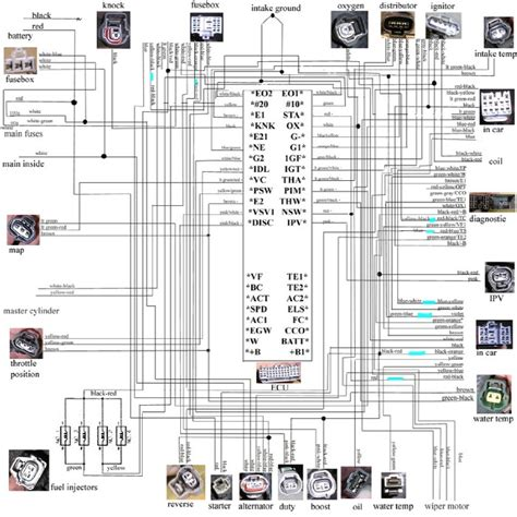 diagram schematic ecu 73 pin diagram free engine image