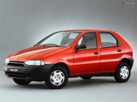 palio fiat 1996 fiat palio ex related infomation specifications