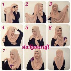 hijab tutorial volume without the camel hump hijab tutorial one for everyday ease we shawl