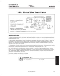 white rodgers zone valve wiring diagram 39 wiring