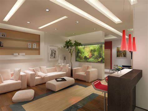 Modern Suspended Ceiling by 2