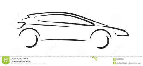 Auto Z Baranem W Logo by Logo De Voiture Illustration De Vecteur Illustration Du