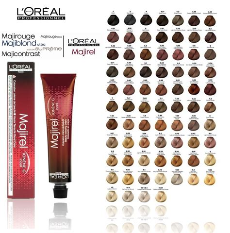 l oreal majirel 50ml hair colour salons direct l oreal professional majirel majiblond majirouge hair colour loreal 50ml hair coloring