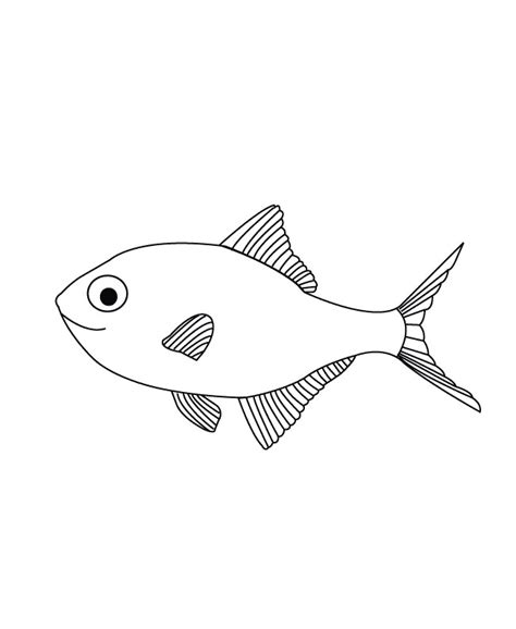fish template pdf fish template 50 free printable pdf documents