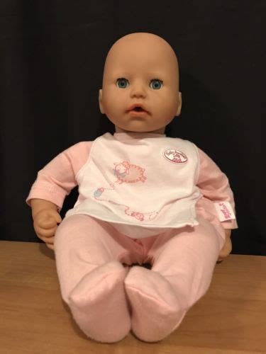 annabelle doll used in baby annabell function doll for sale classifieds