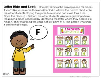 back to school hide and seek august letter edition by