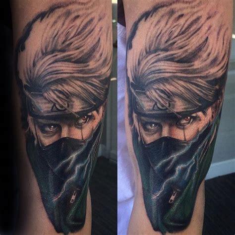 kakashi tattoo 30 kakashi designs for anime ink ideas