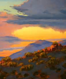 17 best images about new mexico landscape paintings on